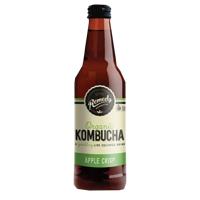 Remedy Apple Crisp Organic Kombucha 330ml