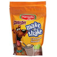 Hansells Scooby-Doo Make A Shake Milk Chocolate 200g