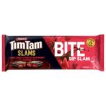 Arnotts Tim Tam Slams Dark Choc & Sticky Raspberry 175g