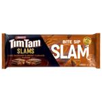 Arnotts Tim Tam Slams Choc Hazelnut & Gooey Caramel 175g