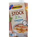 Massel Organic Liquid Chicken Stock 1l