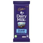 Cadbury Dairy Milk Top Deck Chocolate Block 180g