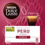 Nescafe Gulce Gusto Peru Espresso 84g
