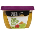 Turkish Kitchen Sweet Turmeric With Lime Hummus 180g