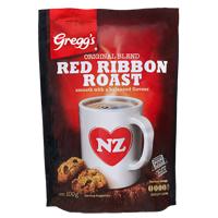 Gregg's Greggs Original Blend Red Ribbon Roast 100g