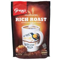 Gregg's Greggs Granulated Rich Roast 100g
