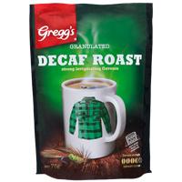 Greggs Granulated Decaf Instant Roast Coffee 75g