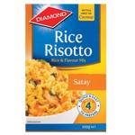 Diamond Rice Risotto Rice Dish Satay 200g