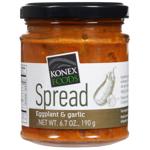 Konex Foods Eggplant & Garlic Spread 190g