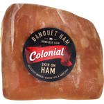 Colonial Boneless Loin Skin On Ham 900g
