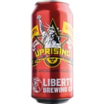Liberty Brewing Co Uprising West Auckland Pale Ale 440ml