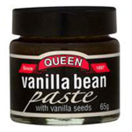 Queen Vanilla Bean Paste 65g