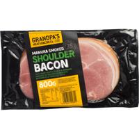 Grandpa's Shoulder Bacon 800g