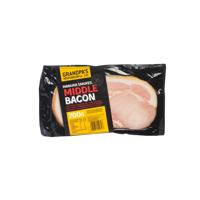 Grandpa's Middle Bacon 700g