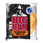 Big Ben XXL El Mexicano Chilli Pie 210g