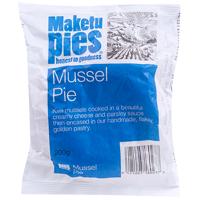 Maketu Pies Mussel Pie Snack Size 1ea