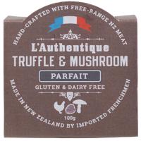 L'Authentique Truffle & Mushroom Parfait 100g