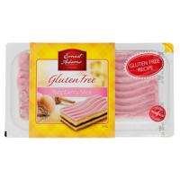 Ernest Adams Gluten Free Raspberry Slice 350g
