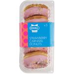 Bakery Strawberry Carnival Donuts 5ea