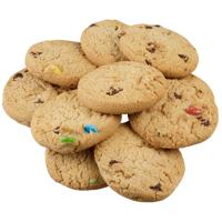 Bakery Chocolate Chip M&M Cookies 10ea