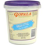 Gopala Greek Style Low Fat Yoghurt 750g