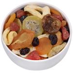 Bulk Foods Orchard Fruits 1kg