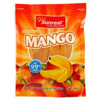 Sunreal Dried Mangos 150g