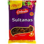 Cinderella Sultanas 700g