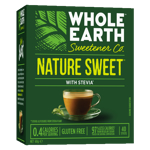 Whole Earth Nature Sweet With Stevia 60g