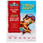 Orgran Gluten Free Itsy Bitzy Bears Choc Chip Biscuits 175g
