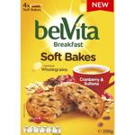 Belvita Soft Bake Biscuits Cranberry & Sultana 200g