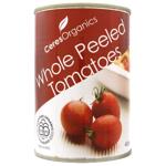 Ceres Organics Whole Peeled Tomatoes 400g