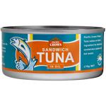 Pacific Crown Sandwich Tuna In Oil 170g