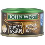John West Street Asian Korean BBQ & Tuna 95g