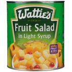 Wattie's Fruit Salad In Light Syrup 2.95kg