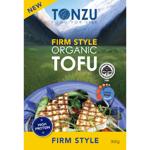 Tonzu Organic Firm Style Tofu 300g