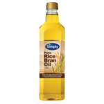 Simply Pure Rice Bran Oil 1l