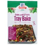 McCormick Greek Lamb & Potato Tray Bake 30g