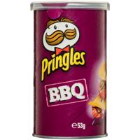 Pringles BBQ Potato Chips 53g