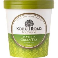 Kohu Road Gluten Free Matcha Green Tea Ice Cream 500ml