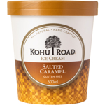 Kohu Road Salted Caramel Ice Cream 500ml