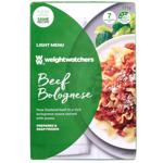 Weight Watchers Light Menu Beef Bolognese 225g