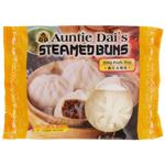 Auntie Dai's Pork BBQ Steamed Buns 400g