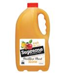 Supreme Breakfast Blend Juice 2l