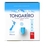Tongariro Water Natural Spring Water 10l