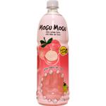 Mogu Mogu Lychee Juice With Nate De Coco 1l