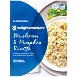 Weight Watchers Mushroom & Pumpkin Risotto Classic Meal 320g