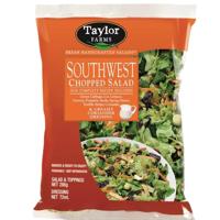 Taylor Farms Southwest Chopped Salad Kit 350g