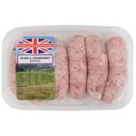 Butchery Pork & Cranberry English Sausages 1kg