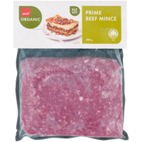 Pams Prime Beef Mince 400g